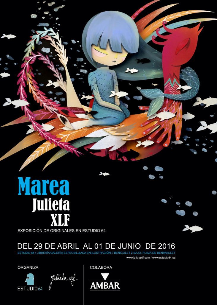 CARTEL JULIETA
